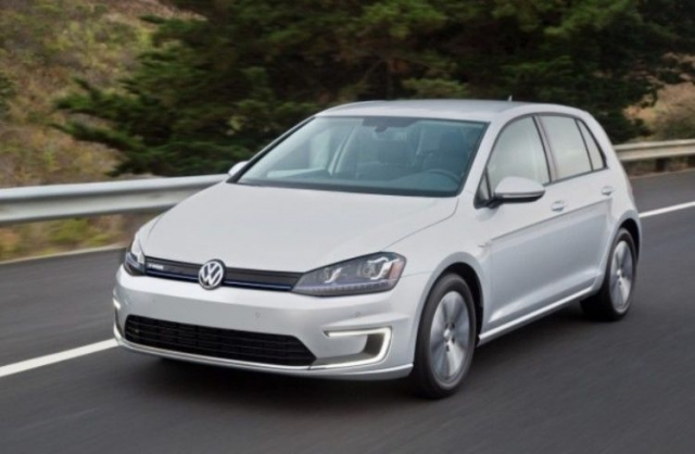 2017 Volkswagen e-Golf - Electrifying the legend | Review, Specs ...