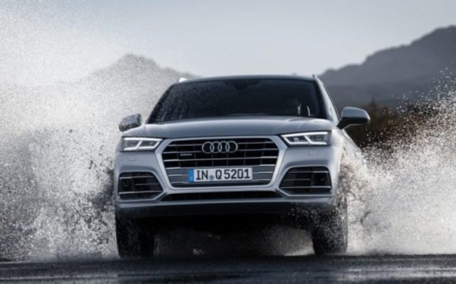 2018 audi q5 release date price performance features. Black Bedroom Furniture Sets. Home Design Ideas