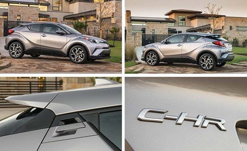 2018 toyota c hr design price release date specs. Black Bedroom Furniture Sets. Home Design Ideas