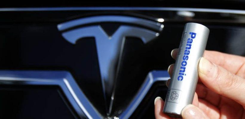 Tesla Model 3 the New Battery
