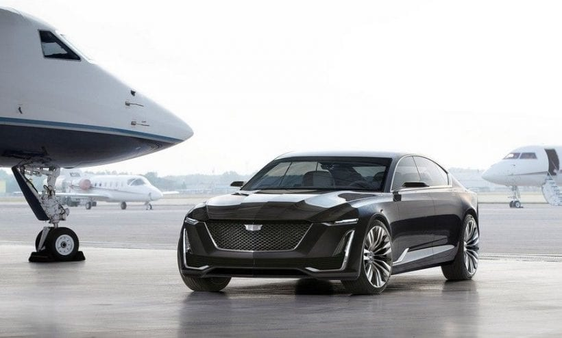 2016 cadillac escala price specs performance engine concept car. Black Bedroom Furniture Sets. Home Design Ideas