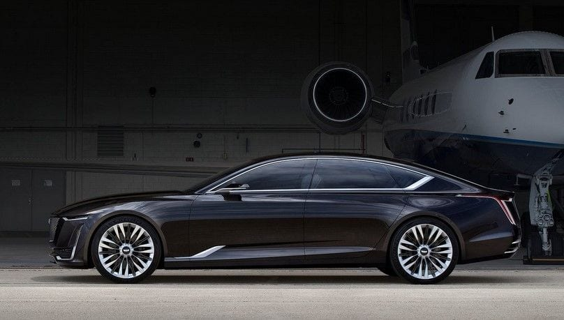 2016 Cadillac Escala Price Specs Performance Engine