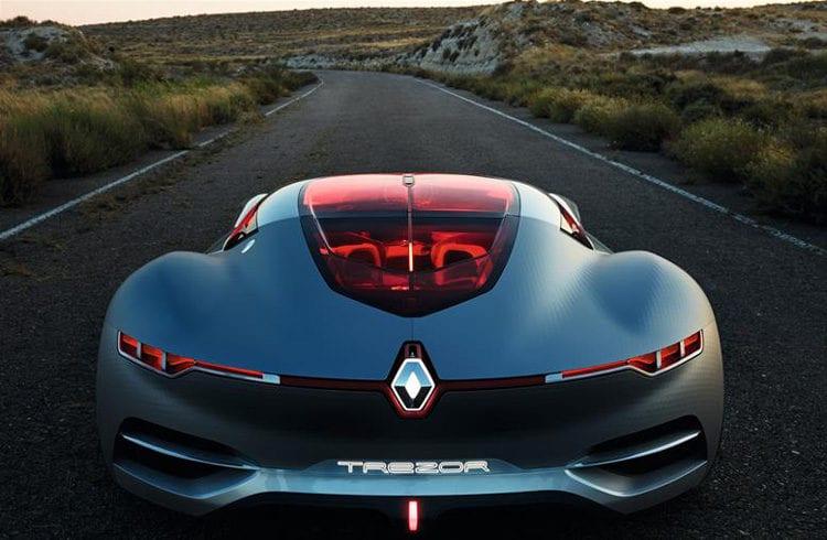 2016 Renault Trezor