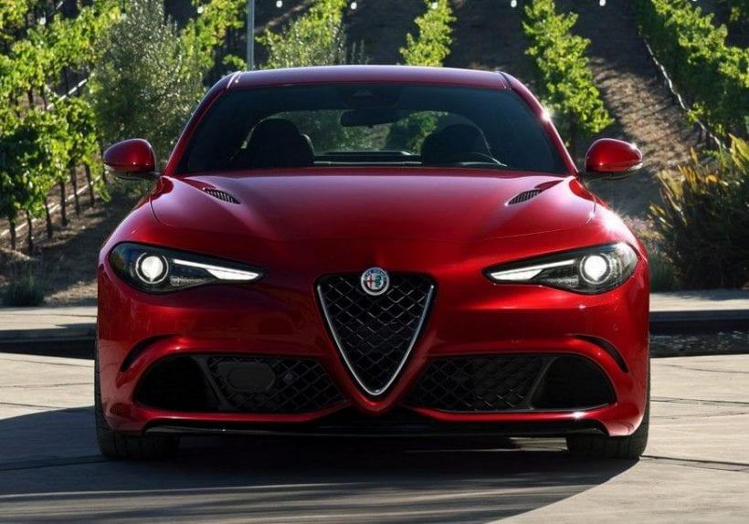 2017 alfa romeo giulia quadrifoglio price specs performance engine. Black Bedroom Furniture Sets. Home Design Ideas