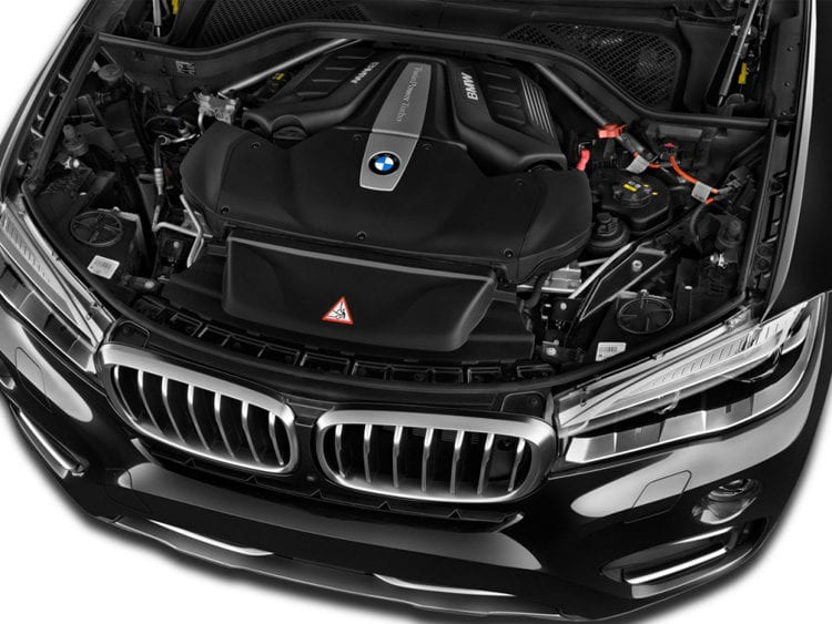 2017 BMW X6 Engine