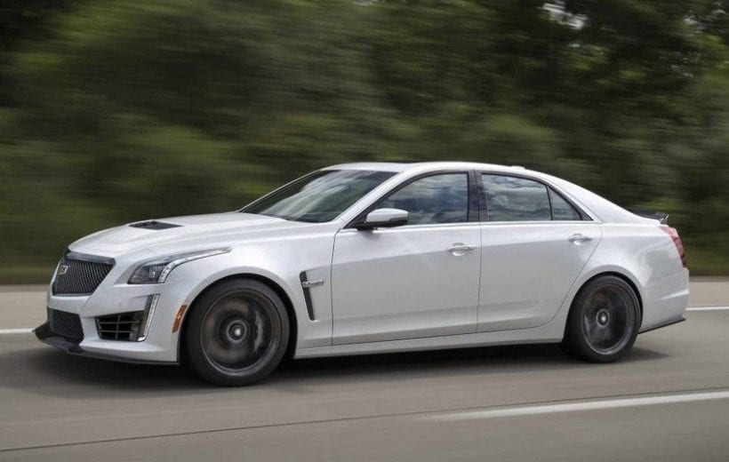 2017 cadillac cts v price specs performance engine - Cadillac cts v coupe specs ...