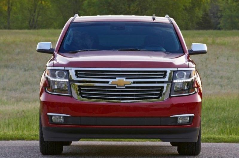 2017 Chevrolet Suburban - When Tahoe isn't enough | Engine ...