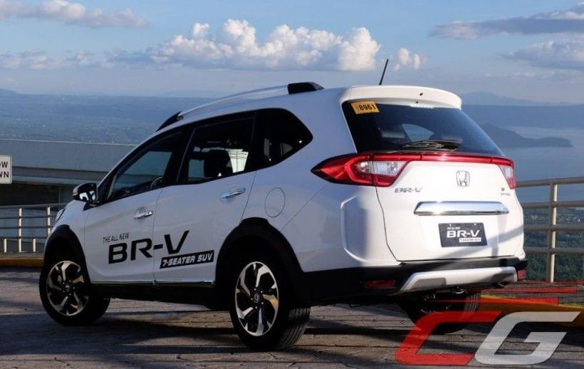 2017 Honda BR-V Price, Specs, Performance, Review & Engine