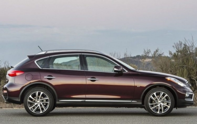 2017 infiniti qx50 price specs performance engine crossover. Black Bedroom Furniture Sets. Home Design Ideas