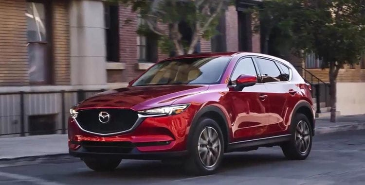 2017 Mazda CX-5 japan