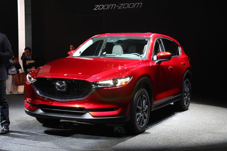 2017 mazda cx 5 release date changes design. Black Bedroom Furniture Sets. Home Design Ideas