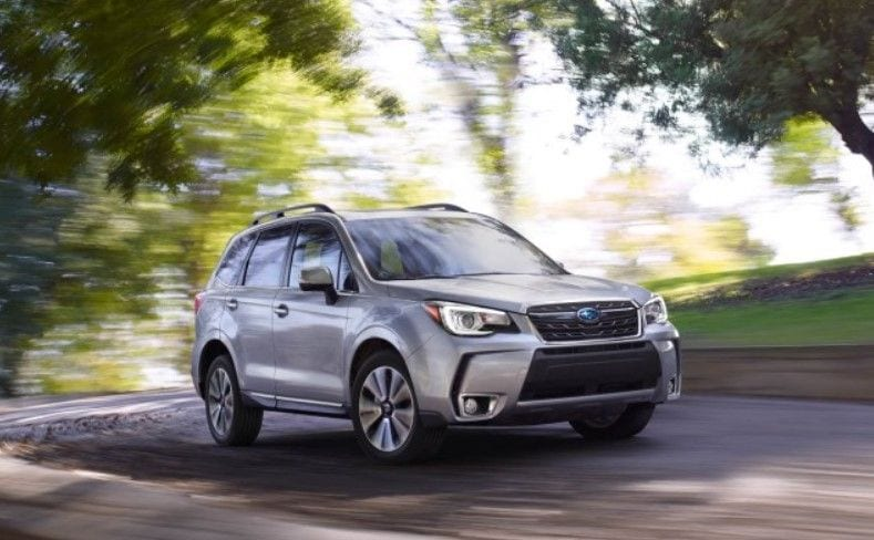 2017 subaru forester price specs performance updates crossover. Black Bedroom Furniture Sets. Home Design Ideas