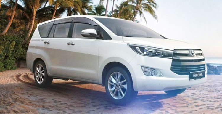 Toyota Large Suv >> Toyota Innova 2017 Price, Interior, Specs, Design