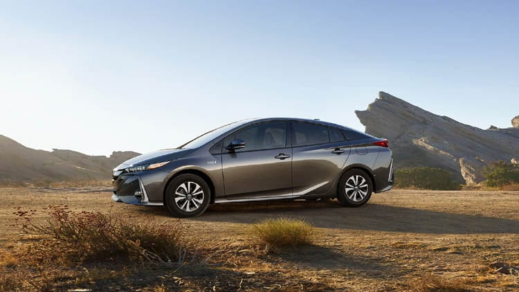 2017 Toyota Prius Styling