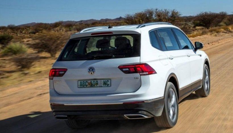 2017 Volkswagen Tiguan Allspace - It's confirmed! | Specs, Engine, Price