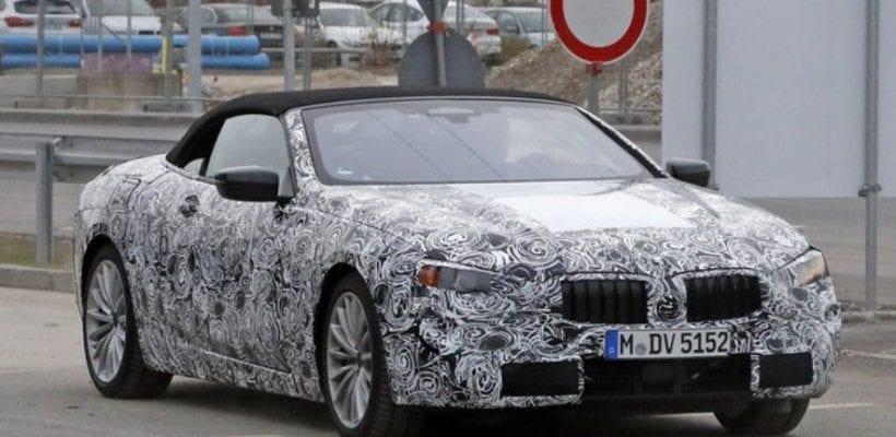 2018 BMW 6 Series Convertible Around The Corner