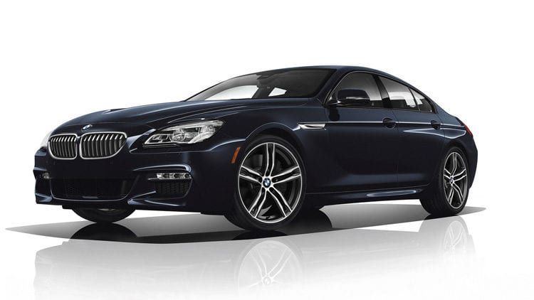 2018 BMW 6 Series Coupe