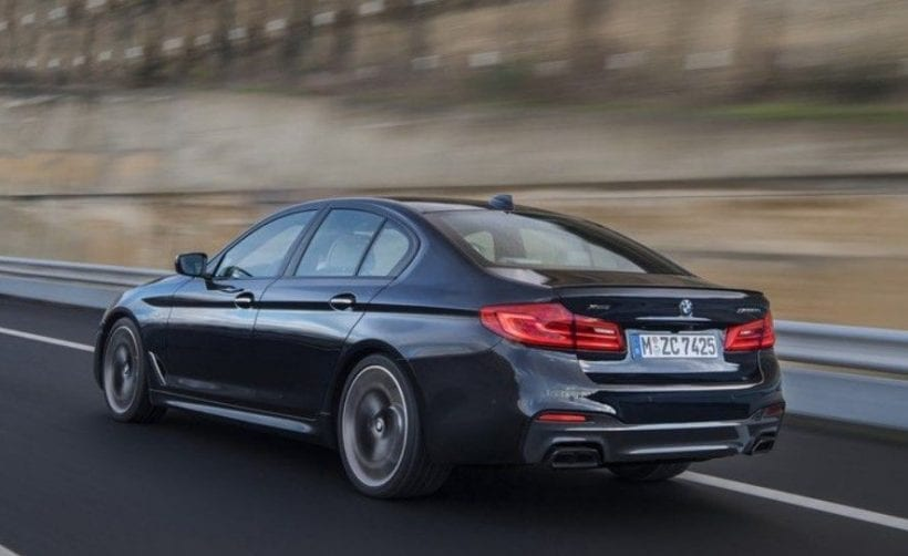 2018 BMW M550i Xdrive - Price, Specs, Performance, Engine @ Review