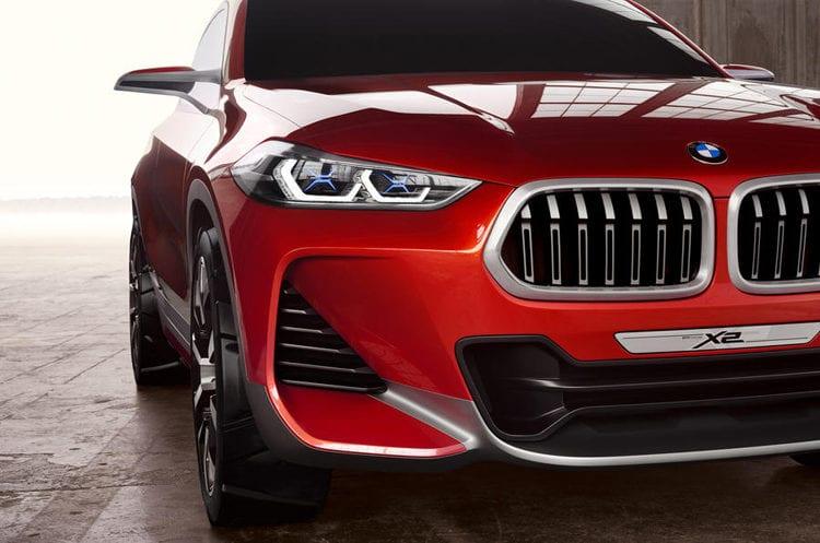 2018 BMW X2 Design