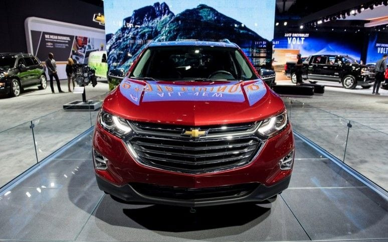 2018 Chevrolet Equinox - Price, Specs, Release date, Review | SUV