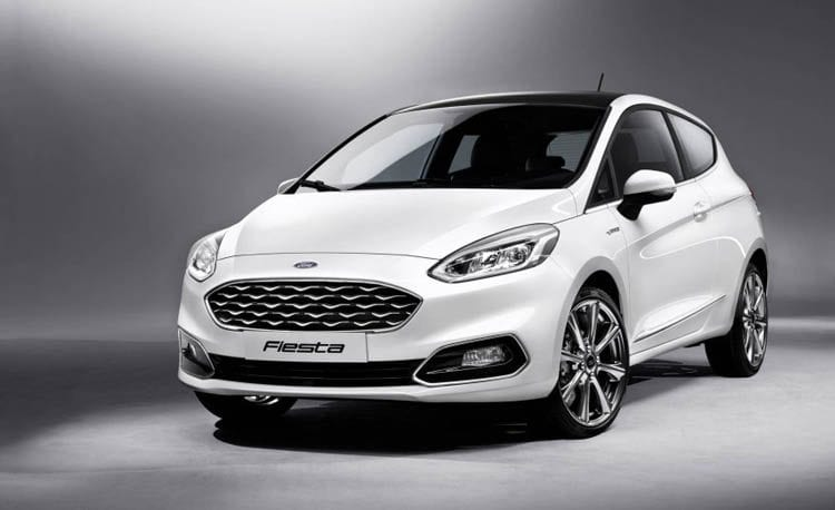 2018 Ford Fiesta Design