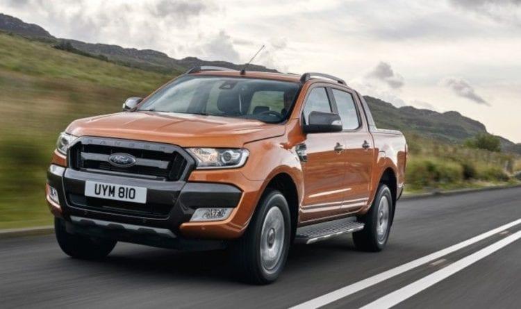 2018 Ford Ranger for the U.S.