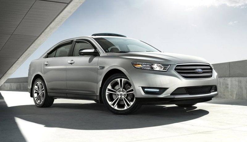 2018 Ford Taurus Can It Be Ford S Flagship Model Once Again