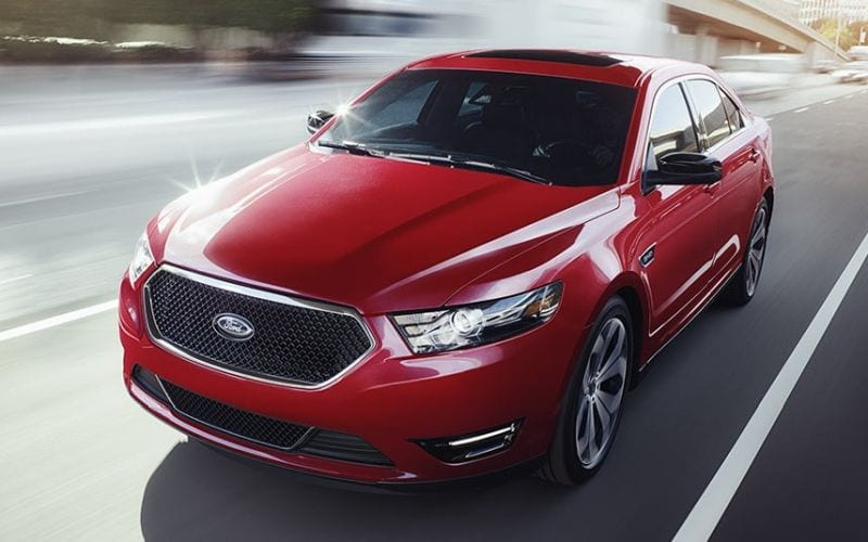 2016 Ford Taurus Sho >> 2018 Ford Taurus - Can It Be Ford's Flagship Model Once Again?