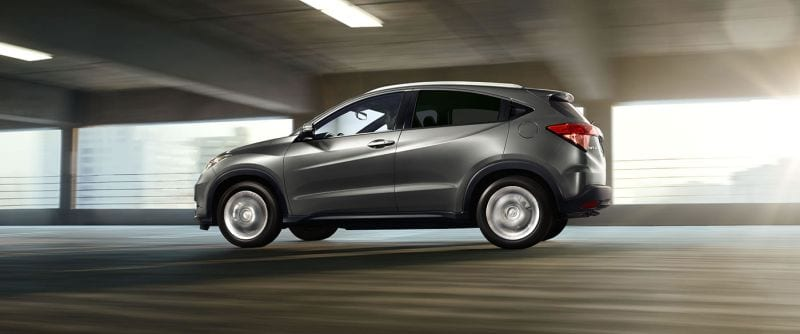 2018 honda hr v redesign changes release date problems. Black Bedroom Furniture Sets. Home Design Ideas
