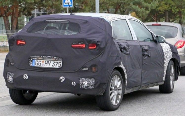 2018 Hyundai Juke spy photoso 2
