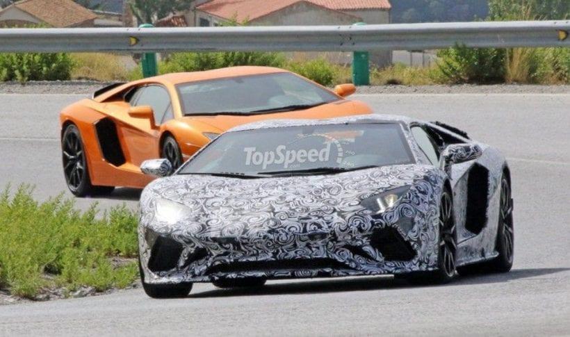 2018 Lamborghini Aventador S Quot S Quot For Superb Price