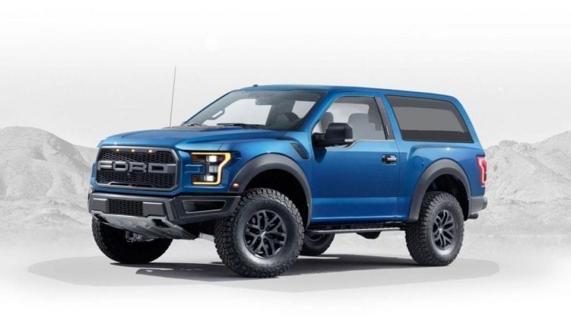Ford Bronco 2020 | New Bronco is Confirmed - Release Date & Price