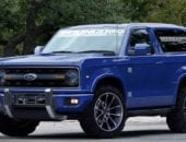 Ford Bronco 2017