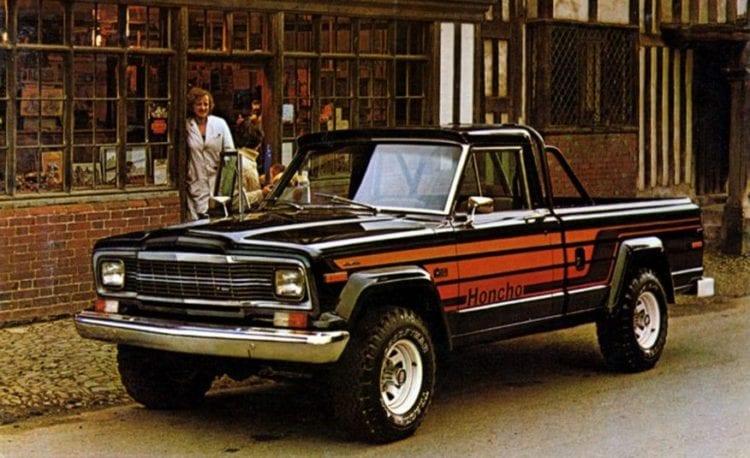 Jeep Gladiator History