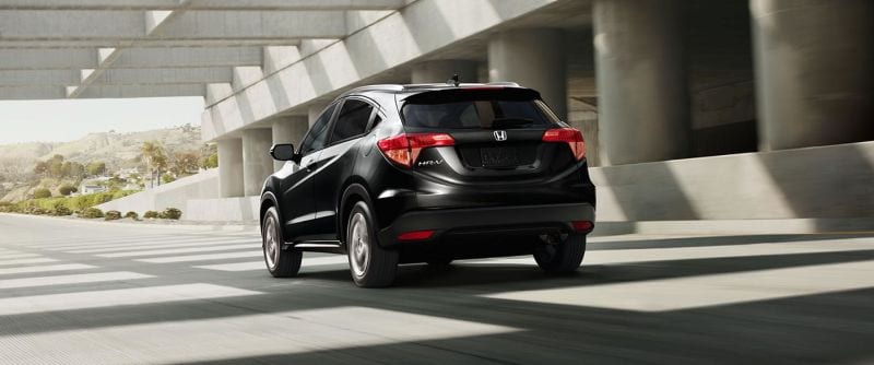 2018 honda hr v redesign changes release date problems for Honda hrv 2018 release date