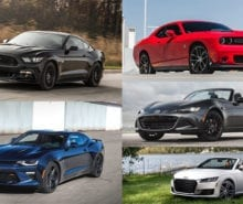 Top 15 Most Attractive Cars Bellow $50k