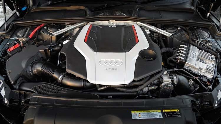 2017 Audi S5 Sportback engine