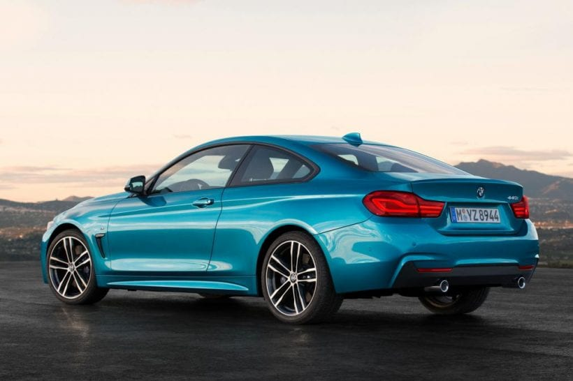2017 bmw 4 series design changes price engine. Black Bedroom Furniture Sets. Home Design Ideas