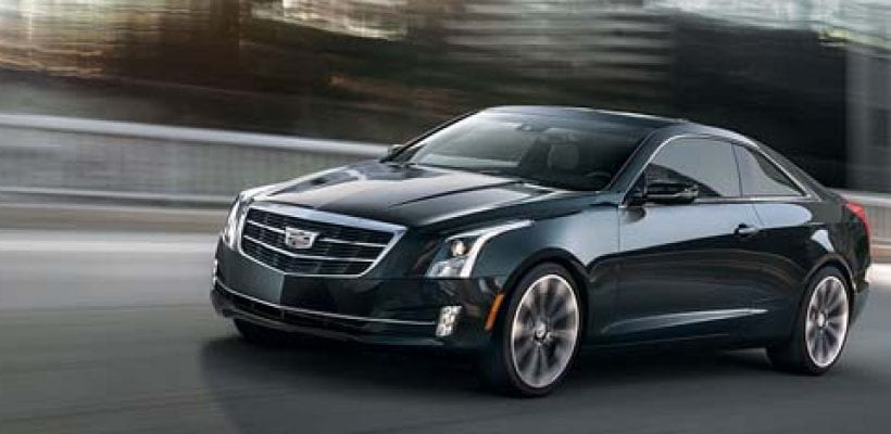2017 cadillac ats coupe design interior exterior price. Black Bedroom Furniture Sets. Home Design Ideas