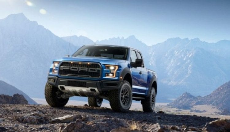 2017 FORD F-150 RAPTOR - 2016 Hottest trucks