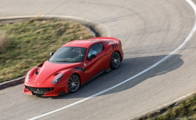 2017 Ferrari F12 Berlinetta - Price, Specs, Performance ...