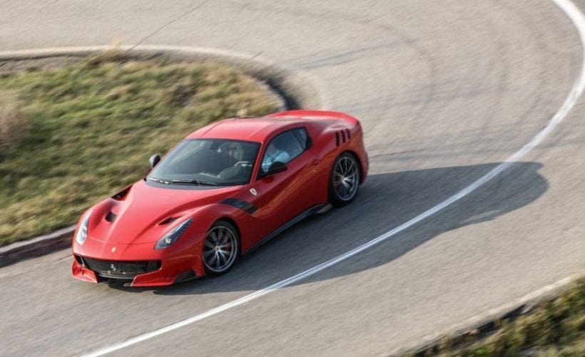 2017 ferrari f12 berlinetta price specs performance review. Cars Review. Best American Auto & Cars Review