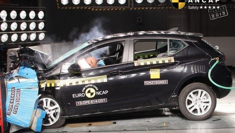 ancap five star safety award for the 2017 ford escape car news. Black Bedroom Furniture Sets. Home Design Ideas