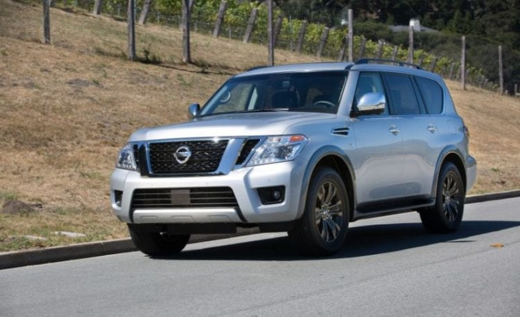 2017 nissan armada diesel the much needed option. Black Bedroom Furniture Sets. Home Design Ideas