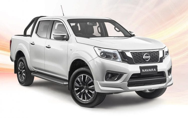 2017 nissan navara series ii design price interior. Black Bedroom Furniture Sets. Home Design Ideas