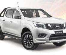 2017 Nissan Navara Series II