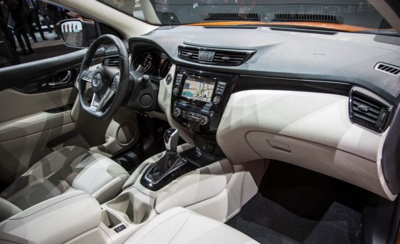2017 Nissan Rogue Sport Qashqai Has Sailed Review Specs Price