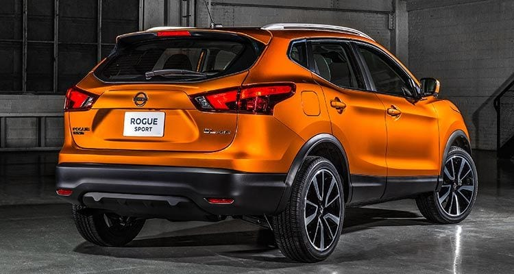 2017 nissan rogue sport qashqai has sailed review specs price. Black Bedroom Furniture Sets. Home Design Ideas