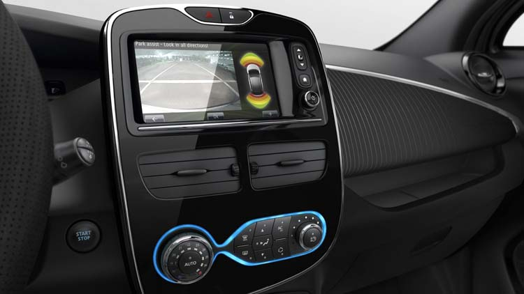 2017 Renault Zoe Interior, Exterior, Design, Price ...