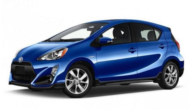 2017 toyota prius c bargain prius specs price release date review. Black Bedroom Furniture Sets. Home Design Ideas